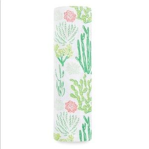 Aden + Anais Cactus Blooms Classic Swaddle Blanket